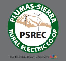 Plumas Sierra Rural Electric Co-op logo