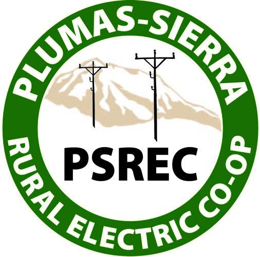 Plumas-Sierra Rural Electric Co-Op logo